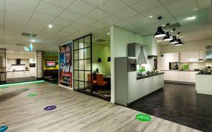 Bemmel en kroon 6 300x188 - Bemmel en Kroon. Leveren en aanbrengen 3800 m2 vloerafwerking incl. egaliseren van de vloer.
