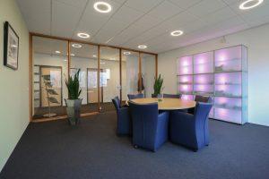 tapijt moorland investments 300x200 - Kantoor Moorland investements Almere. Leveren en aanbrengen van 970 m2 Vloerafwerking.